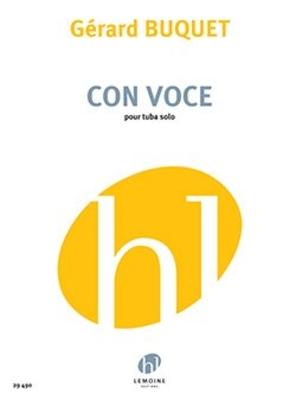 Con Voce Gerard Buquet / Gerard Buquet / Henry Lemoine