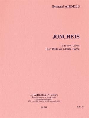 Jonchets  Andres   Harp or Harp Celtique Buch  Klassik / Andres / Hamelle