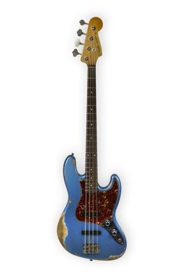 Fender Custom Shop Jazz Bass Time Machine Collection 1961 – Heavy Relic – Lake Placid Blue