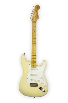 Fender Custom Shop Postmodern Stratocaster – JourneyMan Relic – Vintage White