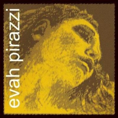 Pirastro Violon EVAH PIRAZZI GOLD 1e MI-E boucle acier précieux moyen sachet