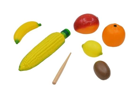 SMT Music Fruit Guiro Shaker Corn