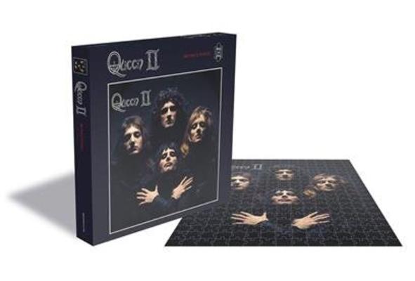 Plastic Head Queen Queen Ii 500 Piece Jigsaw Puzzle500 Pieces – Puzzle 41cm x 41cm