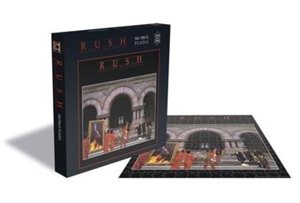 Plastic Head Rush Moving Pictures 500 Piece Jigsaw Puzzle500 Pieces – Puzzle 41cm x 41cm