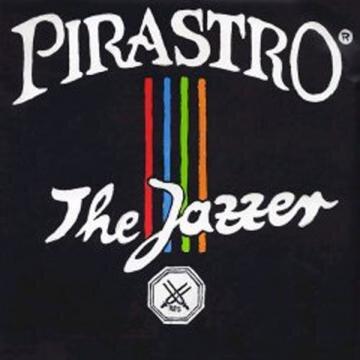 Pirastro Contrebasse THE JAZZER 2e RE-D acier/acier chromé moyen : photo 1