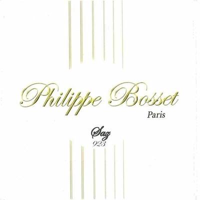 Philippe Bosset jeu 8 cordes pour Saz (1 aa – 2 A – 3 dd – 4 gg – 5 G)