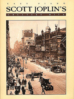 Easy Piano Composer Collection / Scott Joplin's Greatest Hits    Hal Leonard Easy Piano Recueil Easy Piano Composer Collection / Scott Joplin / Hal Leonard