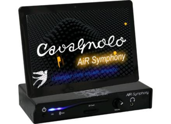 Cavagnolo Air symphony expandeur