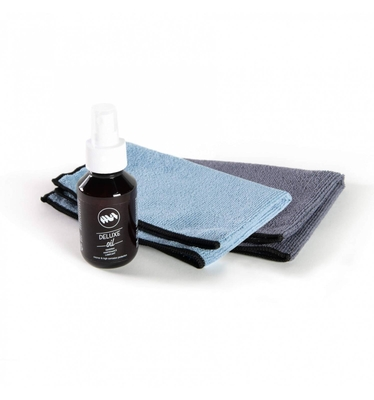 SpaceDrum DELUXE OIL + 2 CHIFFONS MICROFIBRE