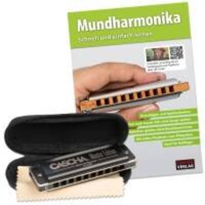CASCHA VERLAG Harmonica Cascha Master Edition C