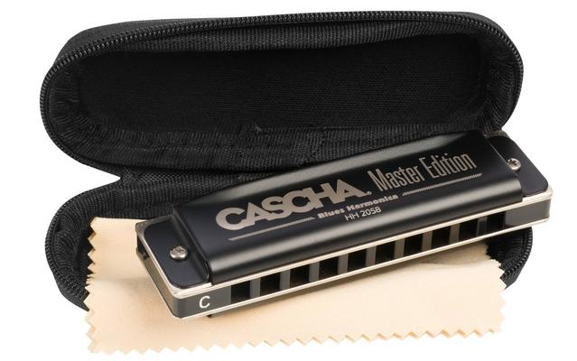 CASCHA VERLAG Harmonica Cascha Master Edition F