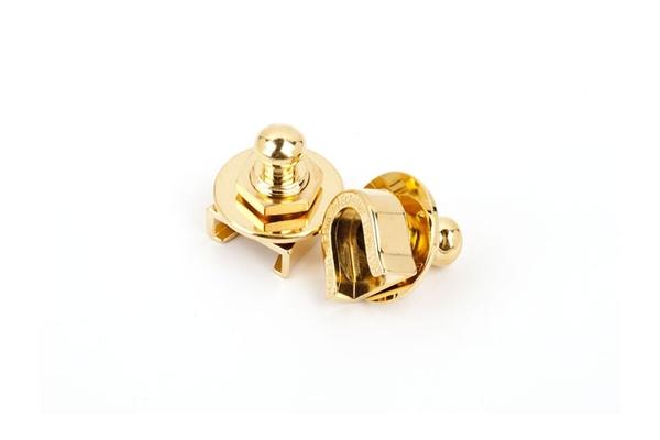Fender Elite Strap Locks Gold