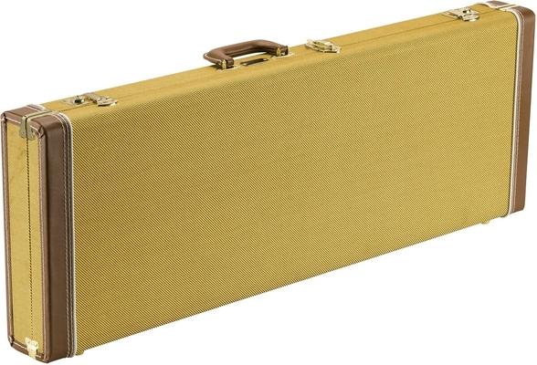 Fender Classic Series Wood Case – Strat/Tele Tweed