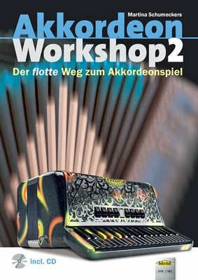 Akkordeon Workshop, Band 2  M. Schumeckers  Accordion / M. Schumeckers / Holzschuh