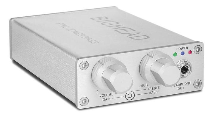 Phil Jones HA-1 Bighead – Mobile Bass Amp