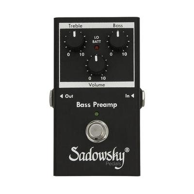 Sadowsky SPB-2 – Bass Preamp