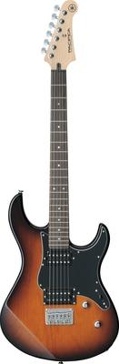 Yamaha Guitars PACIFICA120H Tobacco Sunburst