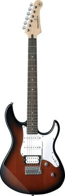 Yamaha Guitars PACIFICA112V Old Violin Sunburst