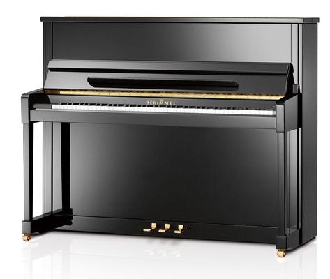 Schimmel C121 Elegance Manhattan Noir poli brillant