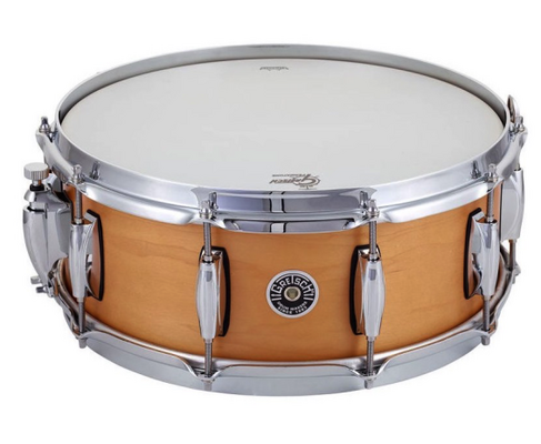 Gretsch Drums Caisse claire USA Brooklyn Satin Natural 14 »x 6,5»