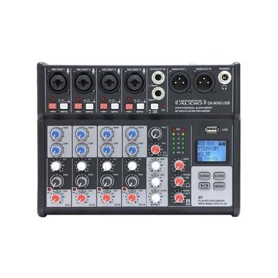 Definitive Audio DA MX6 USB Mixeur USB