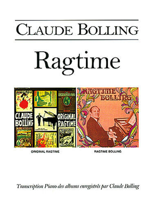 Ragtime  Claude Bolling  Carisch France Piano Recueil  Jazz / Claude Bolling / Carisch