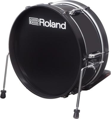 Roland KD-180L-BK Kick Drum 18» / Bass Drum