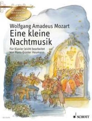 Eine kleine Nachtmusik KV 525 Serenade G-Dur Wolfgang Amadeus Mozart  Piano Recueil / Wolfgang Amadeus Mozart / Schott