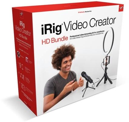 IK Multimedia iRig Video Creator HD Bundle