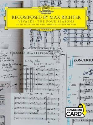 Vivaldi, The Four Seasons Recomposed By Max Richter Chester Music Violon et Piano / Antonio Vivaldi / Chester Music