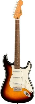 Squier Classic Vibe 60's Stratocaster – 3-Color Sunburst