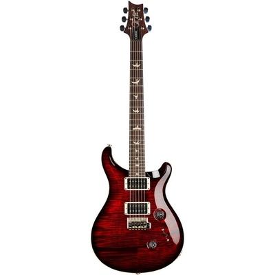 PRS Paul Reed Smith Custom 24 – Pattern Thin Neck – Fire Red Burst