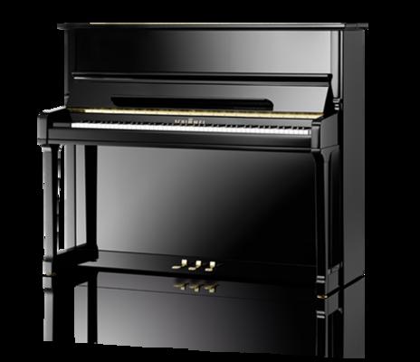 Schimmel K 25 Tradition Konzert noir poli brillant
