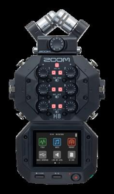 Zoom H8 Pro Audio Recorder