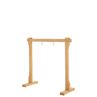 Meinl Gong Stands Wood Gong Stand – Medium; Up to 34»/86cm Gong Size