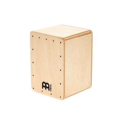 Meinl Wood Shakers Mini Cajon Shaker – Natural