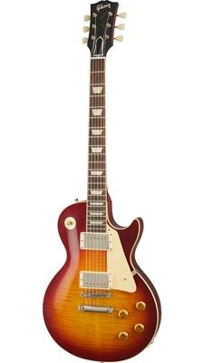 Gibson Custom Shop Les Paul Standard 1960 VOS V1 60th Anniversary, Deep Cherry Sunburst