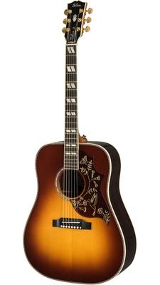 Gibson Hummingbird Deluxe, Rosewood Burst