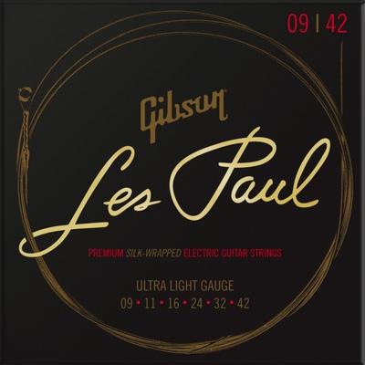 Gibson Les Paul Premium Strings ultra light 09042