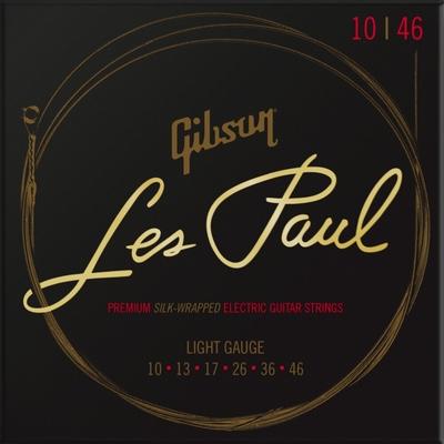 Gibson Les Paul Premium Strings light 10 – 46