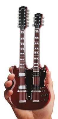 Gibson Mini SG EDS1275 DoubleneckCherry