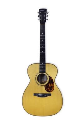 Boucher Guitares SG-21 – OMH Bubinga