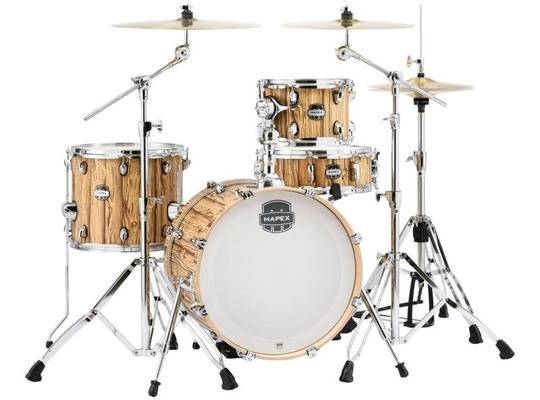 Mapex MA486SIW MX Mars Bebob Drumset 4 pièces Shell set seul