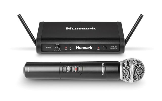 Numark WS100 Digital UHF Wireless