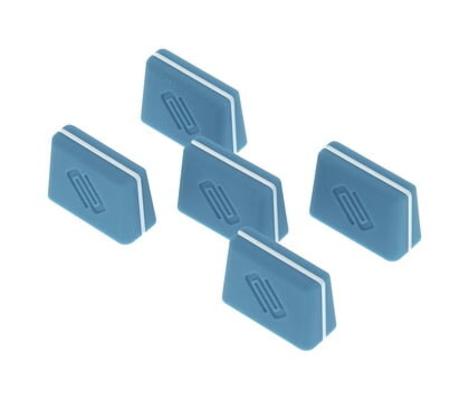 Reloop Fader cap set blue (set of 5)
