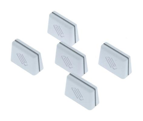 Reloop Fader cap set white (set of 5)