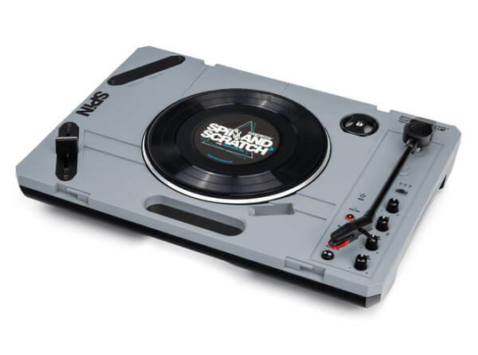 Reloop Spin the ultimate portable turntable weapon