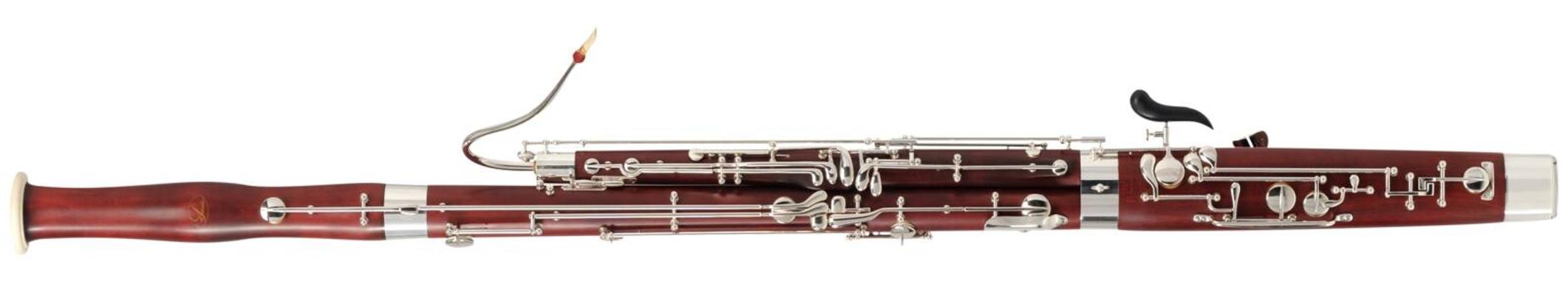Schreiber S13, bois dérable, clétage adapté aux petites mains, 22 clés, 2 bocaux (KER1 & 2), argenté- en étui