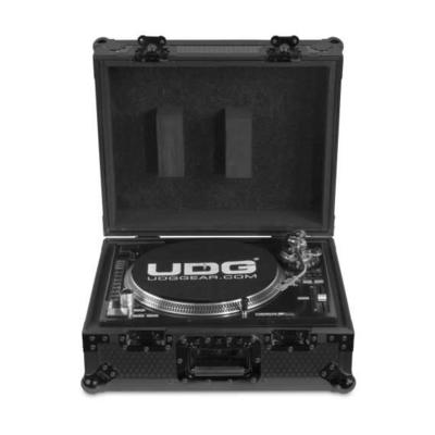 UDG U91030BL2 FLT CASE MULTIFORMAT TT BLACK