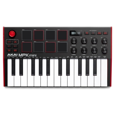 Akai MPKmini Mk3 USB/MIDI Keyboard